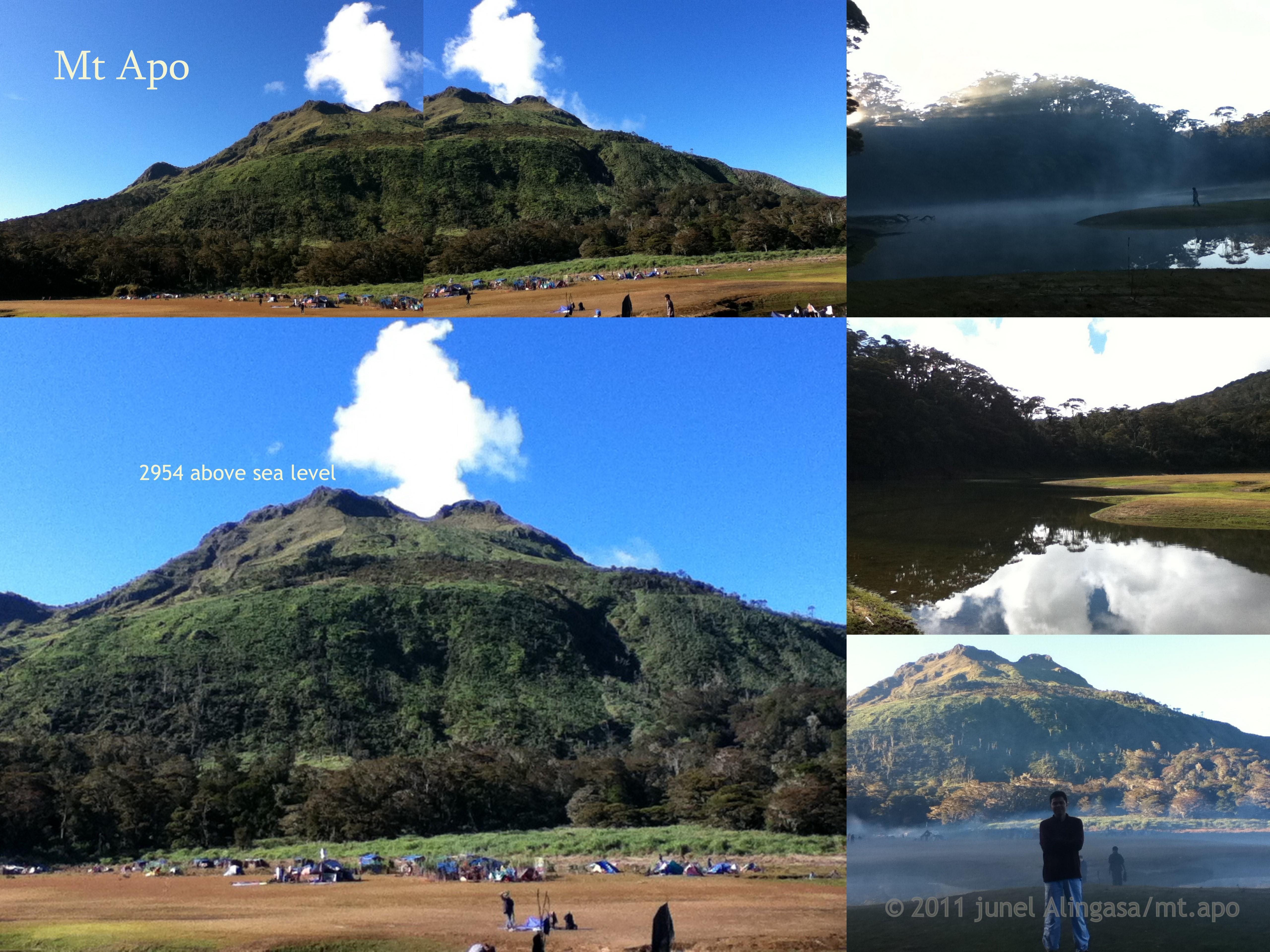 Mt Apo Natural Park